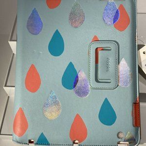 New FOSSIL iPad SL4632915 Tablet Case Easel Phones